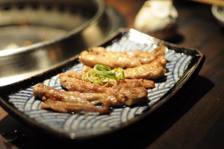 台中 脂日本料理 桂丁雞