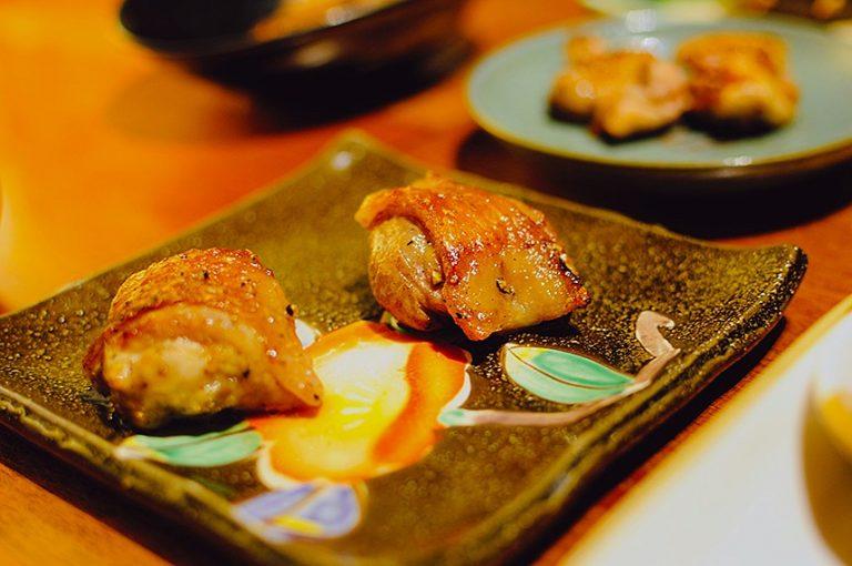 鳥苑地雞燒 牡蠣肉