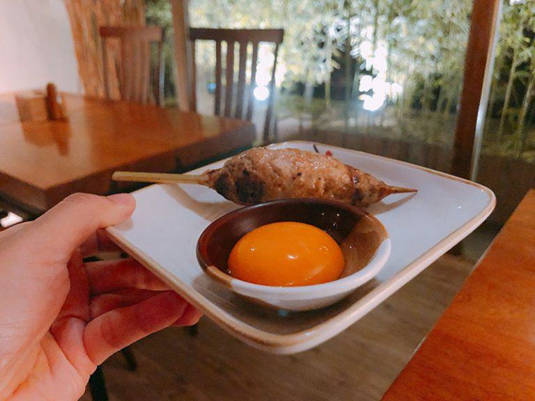 鳥苑地雞燒 雞肉丸