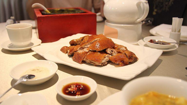 台北喆園 脆皮雞 桂丁雞