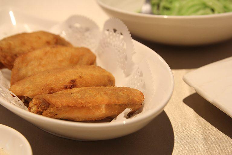 台北喆園 雞翅 桂丁雞