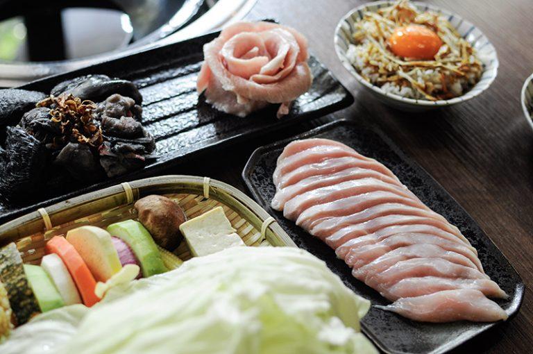 石石鍋創 桂丁雞