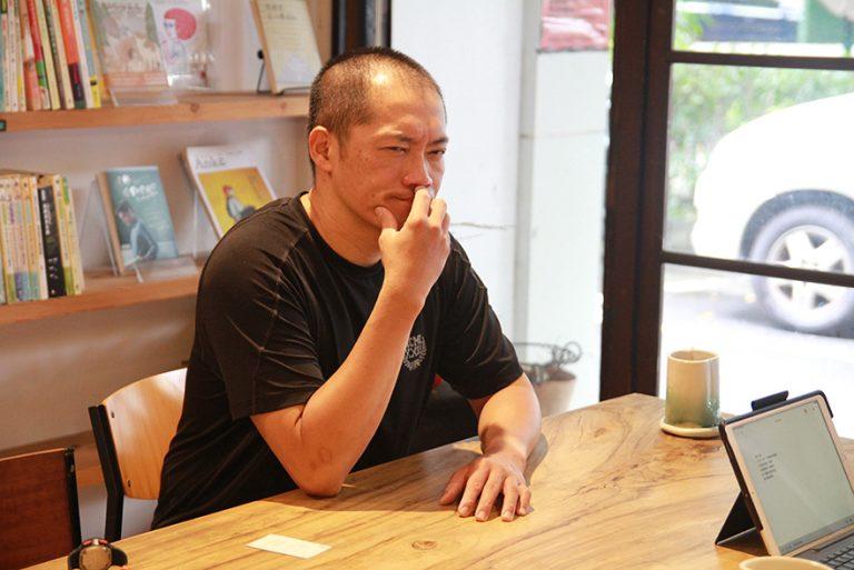 我愛你學田主廚 蘇彥彰