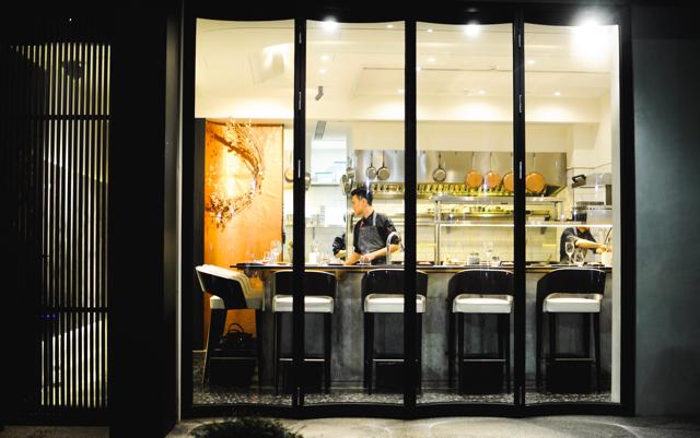 高雄 法式 樂穀餐酒館 桂丁雞