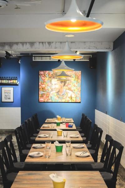 台北 大直 餐廳 頁小館 桂丁雞